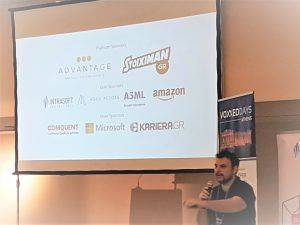 (DE) voxxed days athens comquent sponsor, Comquent at VOXXED DAYS in Athens, Comquent GmbH, Continuous Quality in Software
