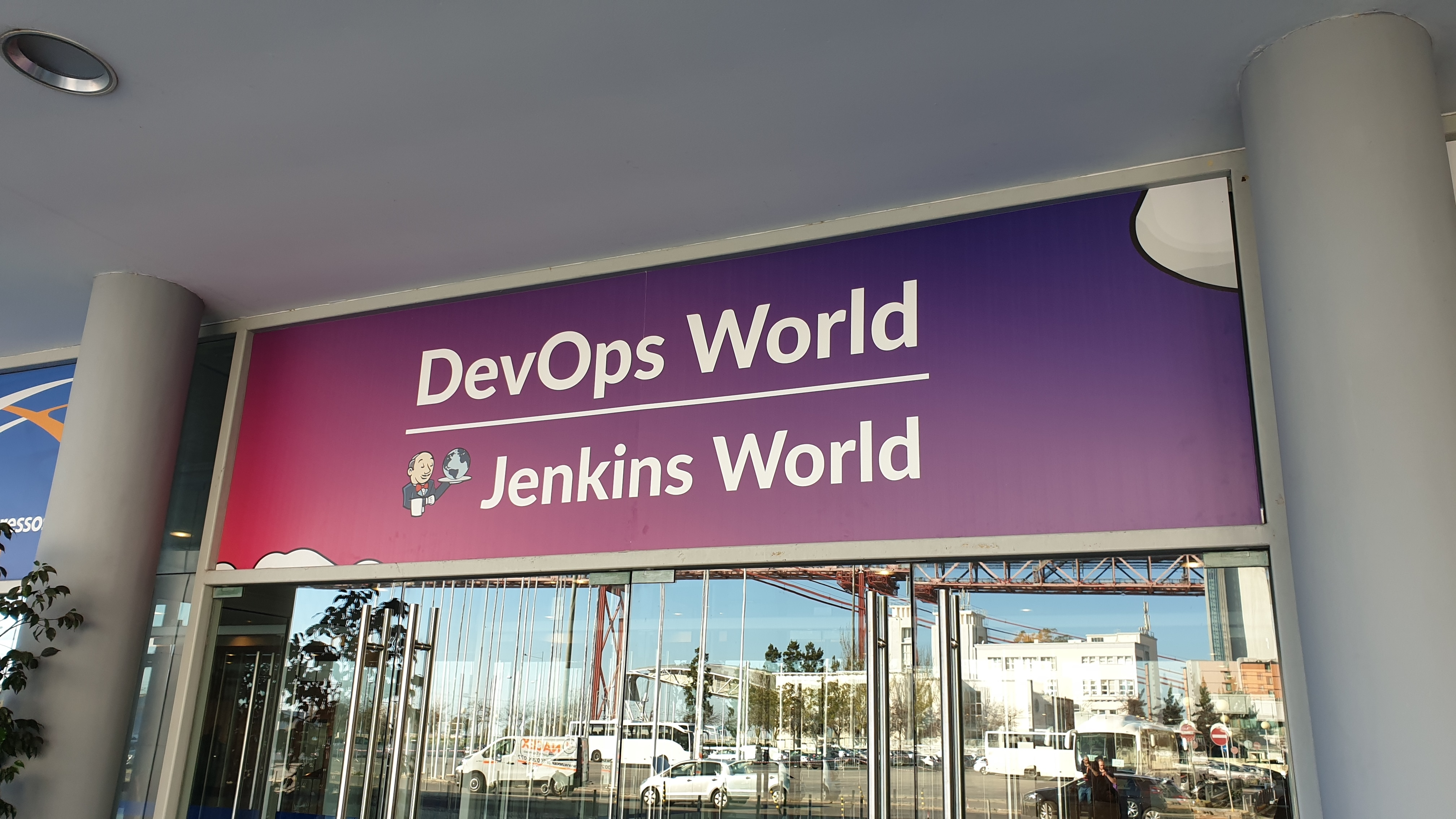 , DevOps World – Jenkins World 2019 (part 1), Comquent GmbH, Continuous Quality in Software