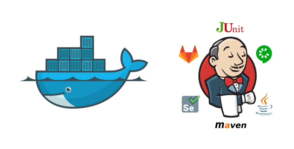 Docker Composer with Jenkins and Web Platform