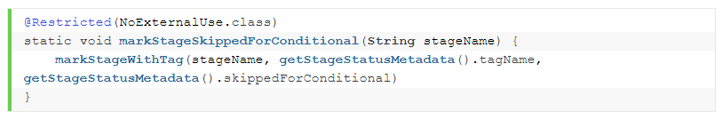, Skipped Stages in Jenkins Scripted Pipeline, Comquent GmbH, Continuous Quality in Software